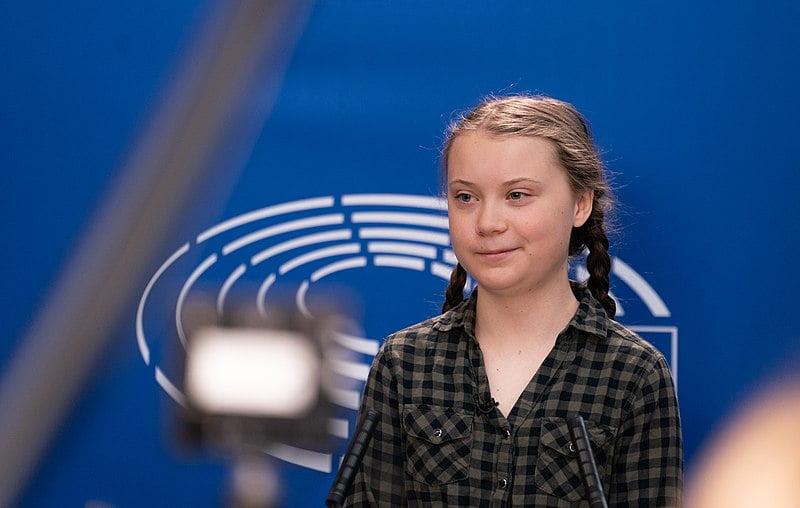 גרטה תונברג - אנרגיה מתחדשת