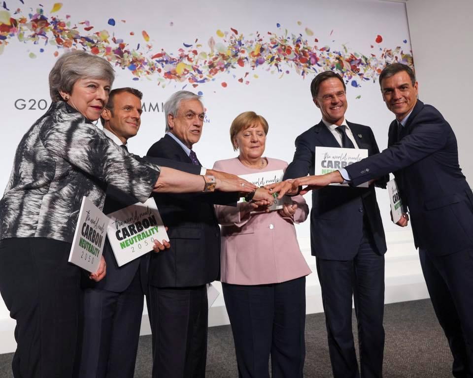 מנהיגים למלחמה במשבר האקלים - ה-G20