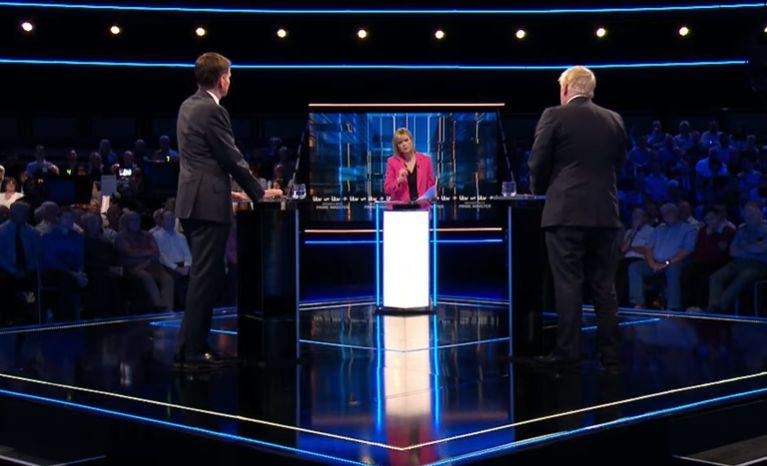 דיבייט ITV