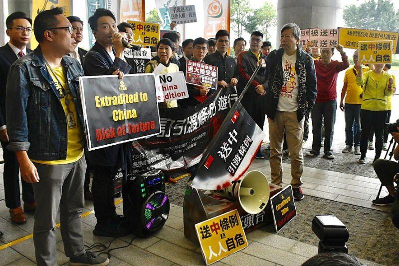הפגנות הונג קונג