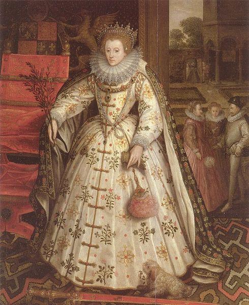 אליזבת' הראשונה - ההשעיה