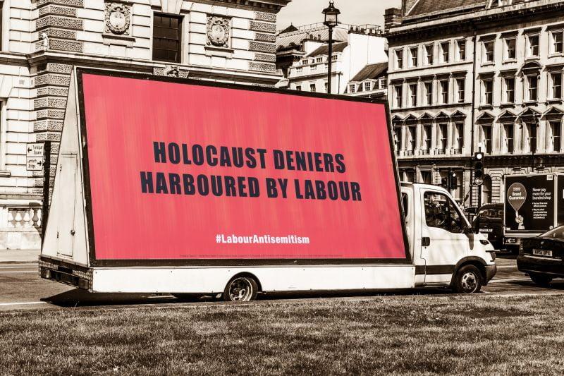 אנטישמיות בלייבור - קיר סטארמר