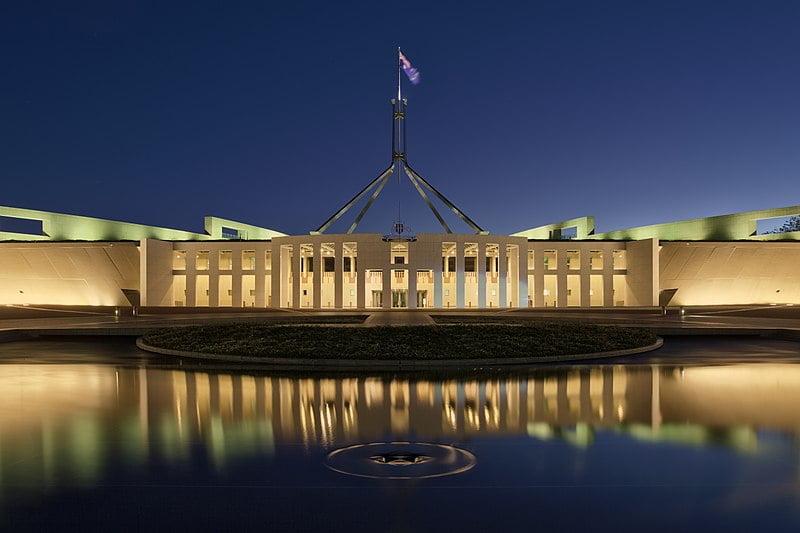 הפרלמנט האוסטרלי - שיטת הבחירות