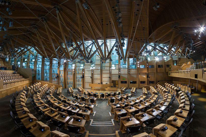 הפרלמנט הסקוטי - שיטת הבחירות