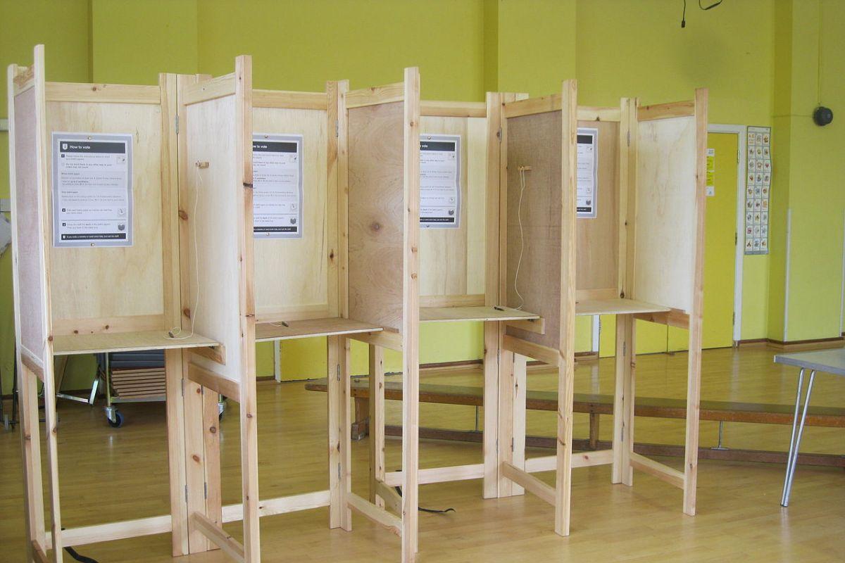 עמדת הצבעה - שיטת הבחירות
