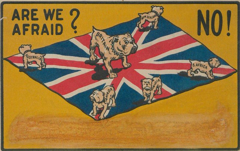 האימפריה הבריטית