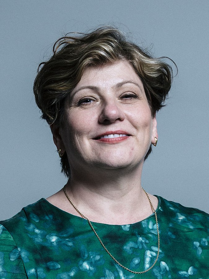 אמילי ת'ורנברי - מפלגת הלייבור