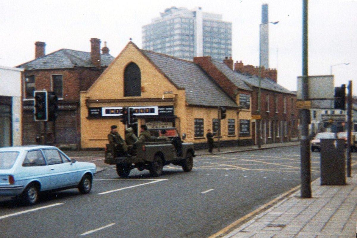 חיילים בצפון אירלנד - חקירות
