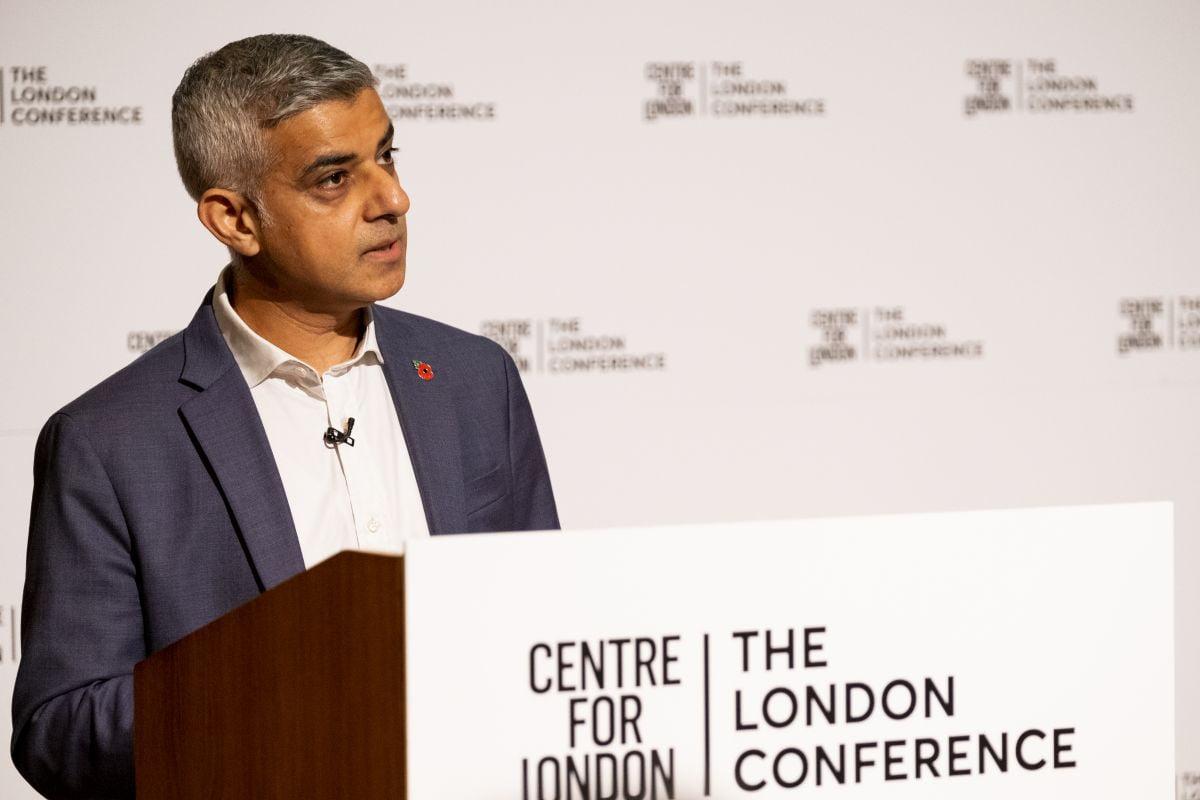 סאדיק קאן - ראש עיריית לונדון